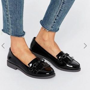 ASOS Patent Loafers